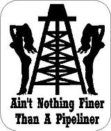 Ain't Nothing Finer Than A Pipeliner 2