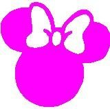Mom, Disney, stick people, vinyl decal sticker
